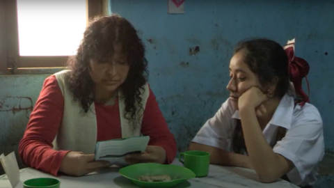 Can a Telenovela Help Kids Stay in School during COVID-19?